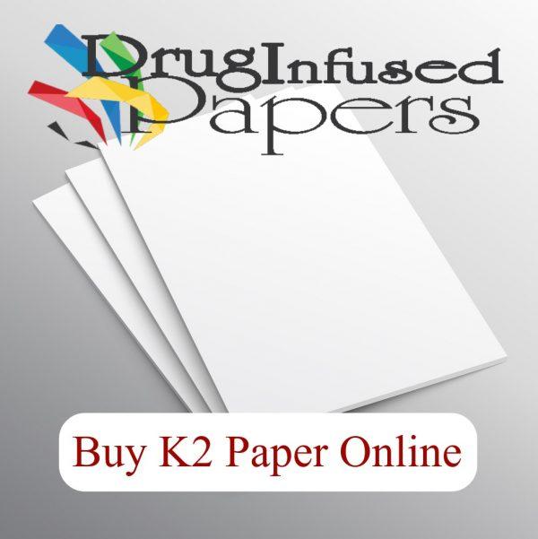 Kush Liquid Incense On Paper