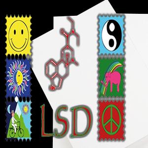 Buy LSD Infused Paper Online