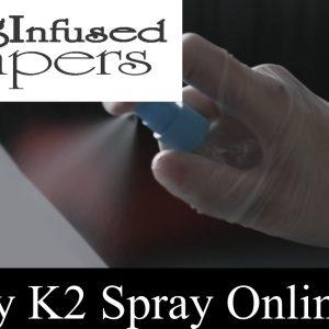 Buy CANNABINOID C-LIQUID K2 spray online