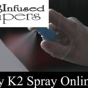 Buy K2 e liquid spray online